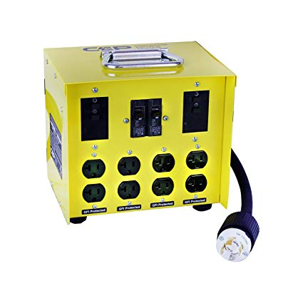 30 amp power box generator