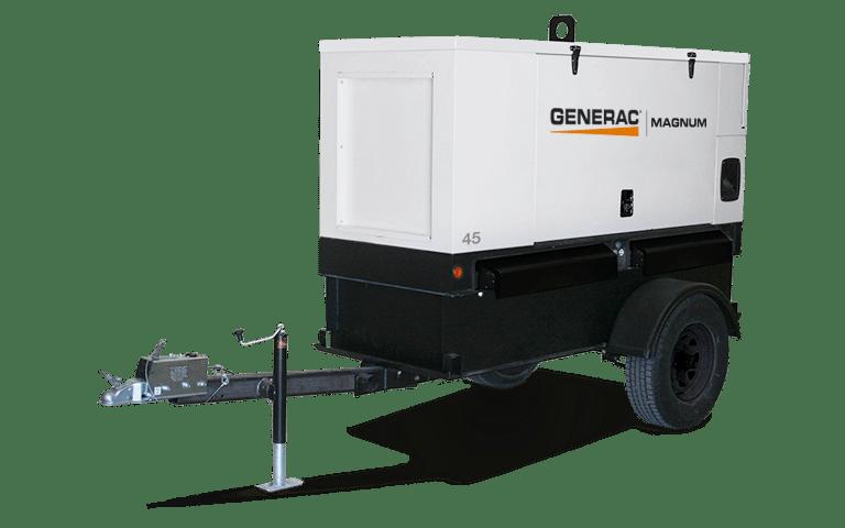 Generac Magnum 45kw generator