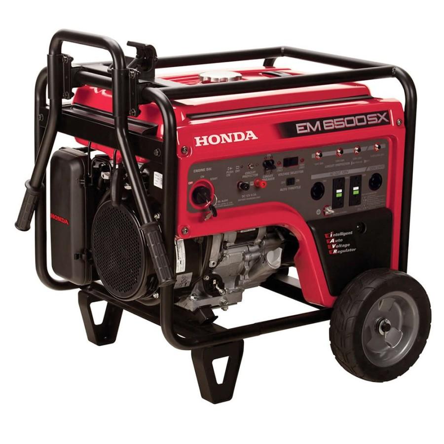 Honda EM 6500 SX